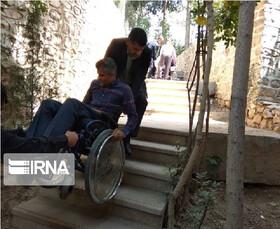در رسانه | بیتوجهی به مناسب سازی شهری در قزوین و انزوای اجتماعی معلولان