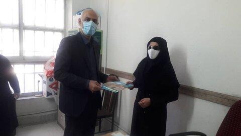 شاهرود |  ۵۱۰  توانخواه کم بینا و نابینا تحت حمایت بهزیستی شهرستان