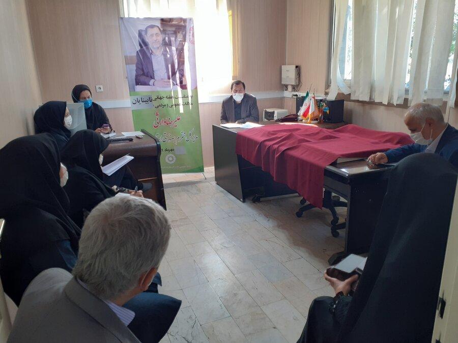 ۳۷۶۲ نابینا در استان قزوین بیکار هستند