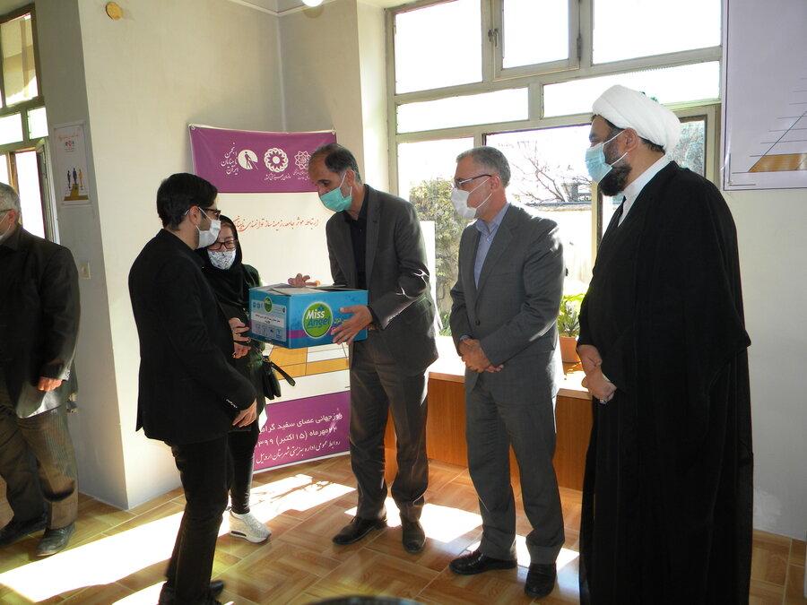 گزارش تصویری مراسم نابینان در استان اردبیل