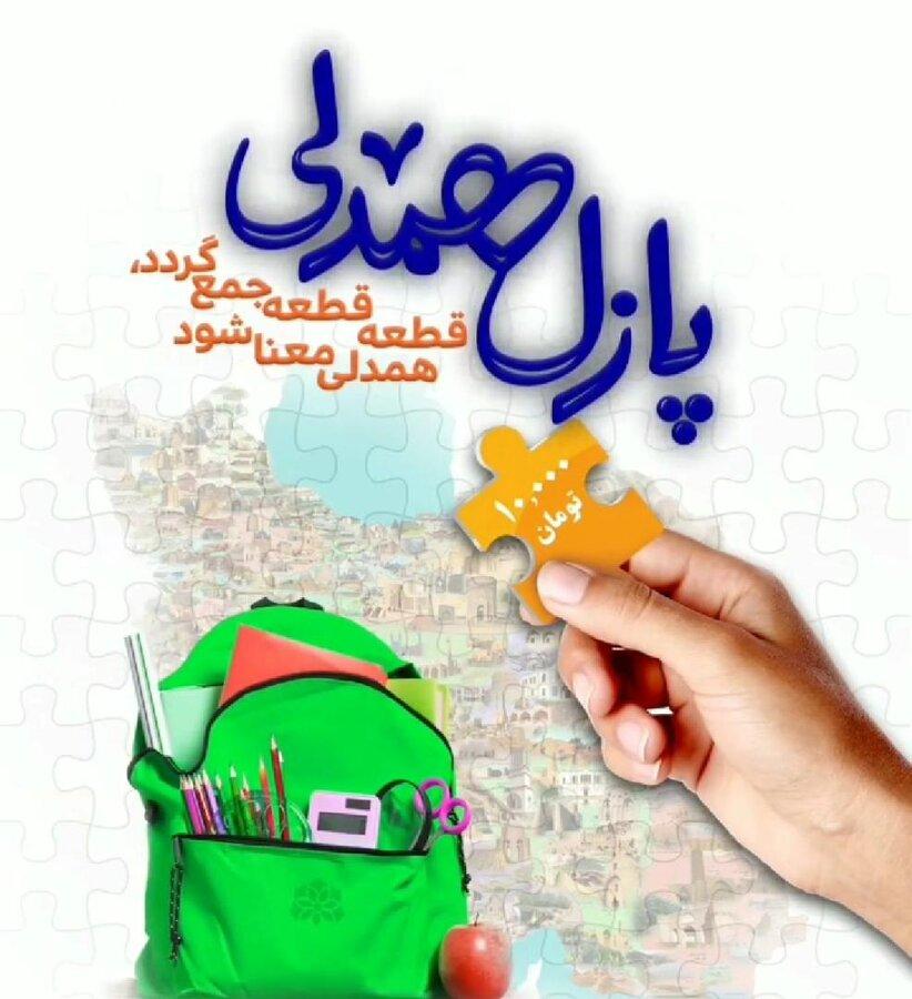 اظهارات مدیر کل بهزیستی استان فارس در خصوص اجرای پازل همدلی در این استان