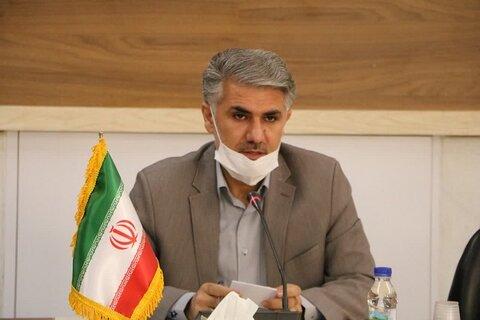 شاهین شهر و میمه  پیام فرماندار شهرستان شاهین شهر ومیمه به مناسبت روز جهانی عصای سفید