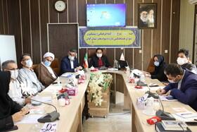 چهارمین نشست اعضای کمیته فرهنگی و پیشگیری شورای هماهنگی مبارزه با مواد مخدر استان