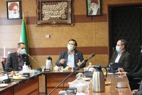 تدابیر پیشگیرانه برای مقابله با پیک سوم کرونا در مراکز تابعه بهزیستی تهران بررسی شد