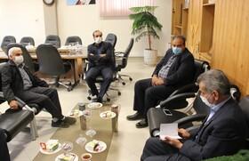 اولین گام دکتر نصر، تسهیل اشتغال توانخواهان
