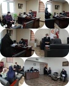 مدیرکل و معاون پشتیبانی بهزیستی البرز میزبان مددجویان و جامعه هدف بهزیستی بودند