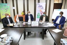 نشست هم اندیشی ستاد اشتغال بهزیستی هرمزگان با مدیران شعب بانکهای عامل استان