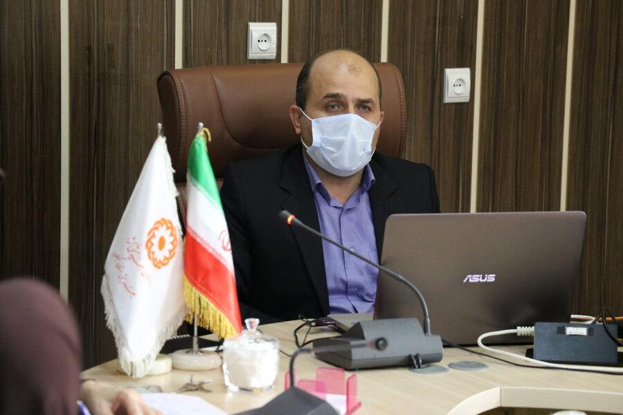 """برگزاری وبینار آموزشی با عنوان """"آسیب های همسر آزاری"""" همزمان با هفته ملی سلامت بانوان ایران(سبا)"""