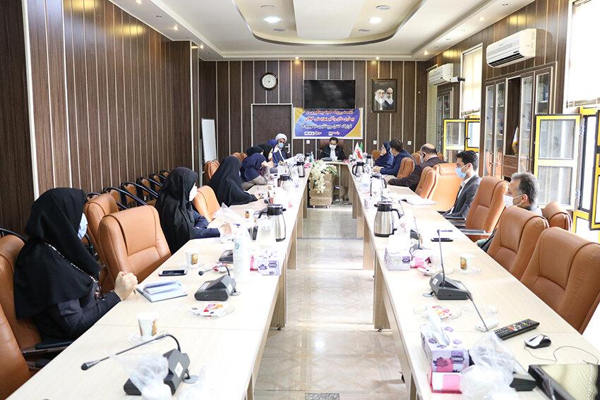 شصت و دومین جلسه کمیته پیشگیری از بیماریهای واگیر (کووید ۱۹) برگزار شد