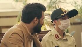 با هم ببینیم| نوجوان کمتوان ذهنی به فرماندهی پلیس تهران رسید