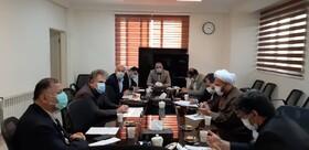 جلسه تامین ۲ هزار واحد مسکن محرومین با حضور دستگاه های اجرایی برگزار شد