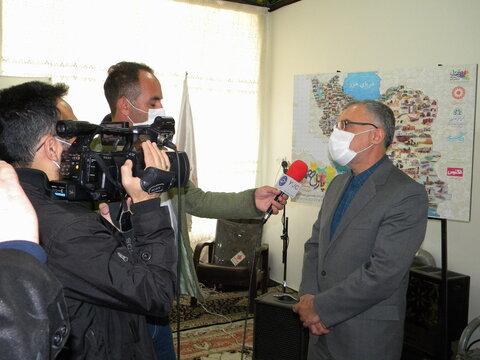 گزارش خبری ا تکمیل پازل همدلی استان اردبیل با حضور خیرین
