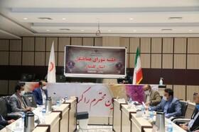 جلسه شورای هماهنگی کار و رفاه اجتماعی استان گلستان در اداره کل بهزیستی برگزار شد