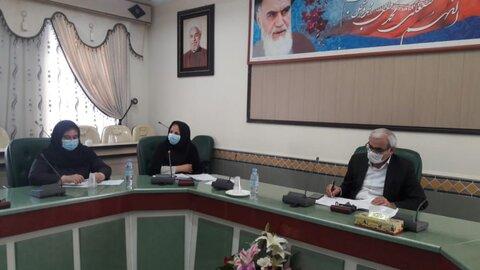 دومین  جلسه کمیته مناسب سازی شهرستان بوشهر برگزارشد