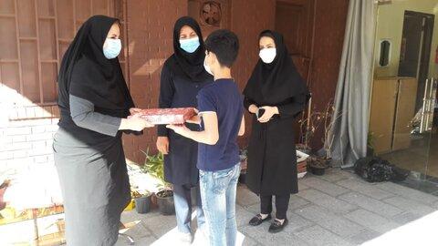 تجلیل ازبرندگان  مسابقات فرهنگی نقاشی و دلنوشته