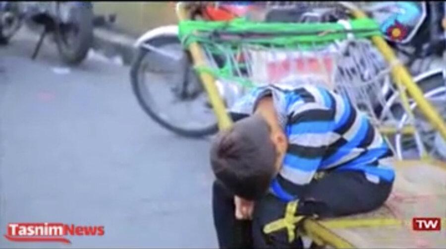 باهم ببینیم|گوشه ای از صحبت های تلخ کودکان کار در مورد کودک آزاری