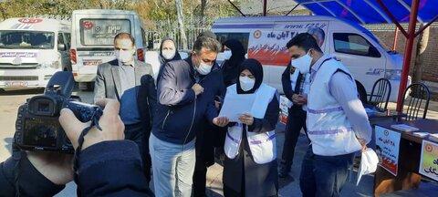 گزارش تصویری| مانور اورژانس اجتماعی بهزیستی شهرستان تبریز به مناسبت روز جهانی پیشگیری از کودک آزاری