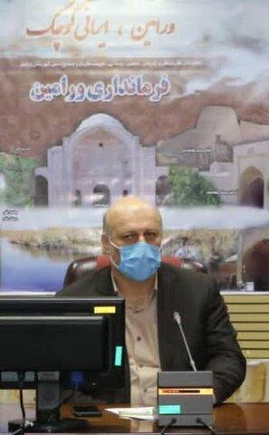 ورامین| کمپ ترک اعتیاد شهرستان بار استان تهران را به دوش میکشد
