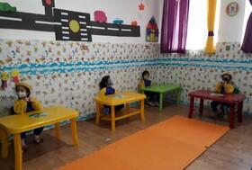 تعطیلی موقت ۱۴ مهدکودک  در پی شیوع کرونا در شاهرود