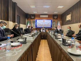 سی و هشتمین جلسه کمیته پیشگیری از کرونا در بهزیستی مازندران برگزار شد