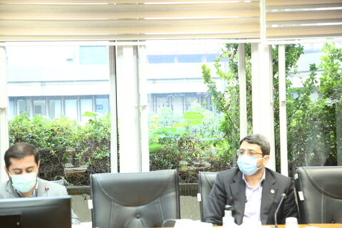 چهاردهمین جلسه ستاد هماهنگی و پیگیری مناسب سازی کشور با حضور وزیر آموزش پرورش