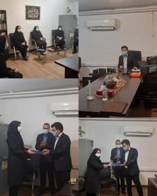 کرج | مسئول مرکز نگهداری دخترانه ی حضرت فاطمه (س) منصوب شد