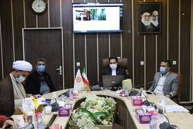 برگزاری نشست شورای اداری بهزیستی گیلان به صورت وبینار