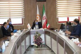 برگزاری جلسه هماهنگی برنامه های هفته ملی افراد دارای معلولیت در آذربایجان غربی