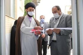 گزارش تصویری| افتتاح دفتر پایگاه مقاومت بسیج اداره کل بهزیستی استان