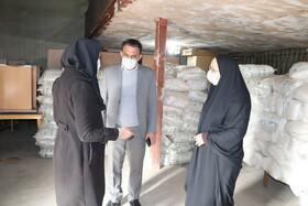 توزیع ۵۰۰ بسته معیشتی توسط  موسسه خیریه نیگ گامان جمشید بین جامعه هدف بهزیستی  استان