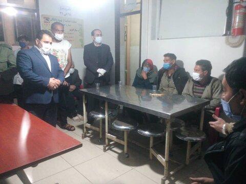 اسلامشهر| نظارت مستمر بر اجرای طرح ساماندهی معتادین متجاهر