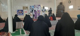 گزارش تصویری |فعالیت اورژانس اجتماعی بهزیستی باوی در روز جهانی منع خشونت علیه زنان