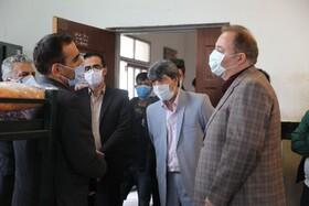 گزارش تصویری | بازدید معاون سیاسی امنیتی و اجتماعی استانداری مازندران از مرکز نگهداری درمان و کاهش آسیب معتادان موضوع ماده 16 بهزیستی مازندران