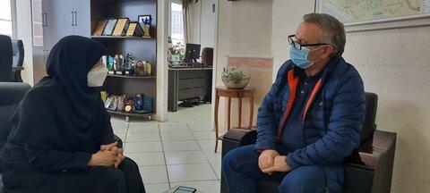 نشست هماهنگی نظام روانشناسی و بهزیستی آذربایجان شرقی