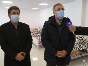 بهره برداری همزمان  از دو مرکز جامع درمان و بازتوانی اعتیاد مردان و بانوان  در اردبیل