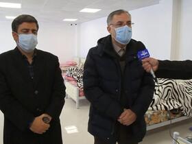 گزارش خبری ا بهره برداری دو مرکز جامع درمان و بازتوانی اعتیاد مردان و بانوان در اردبیل