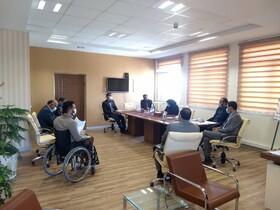 برگزاری برنامه های متنوع فرهنگی ،هنری واجتماعی به مناسبت روز و هفته جهانی معلولین
