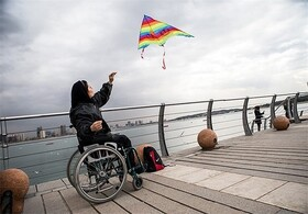 افراد دارای معلولیت موهبتی الهی هستند تا انسانیت را در زمین خلق نمایند