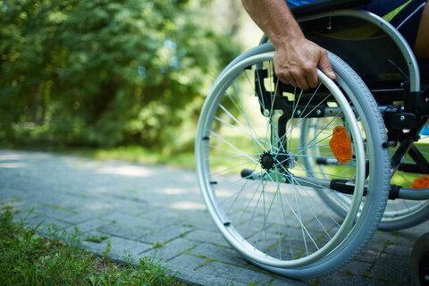 اتکا به خود، رمز موفقیت معلولان